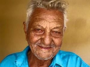 Ex-vereador Jordemiro Antônio da Silva, de 88 anos, também foi ex-vice-prefeito em Barra de São Francisco (Foto: Arquivo Pessoal)