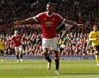 Rashford Manchester United x Aston Villa