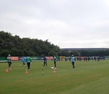 Palmeiras treino (Foto: Fabricio Crepaldi)