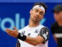 Desclassificado do US Open por xingar juíza, Fabio Fognini diz não ser sexista