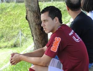 Rodriguinho, meia do América-MG (Foto: Mauricio Paulucci / Globoesporte.com)