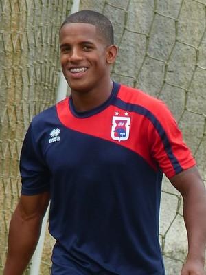Vitor Feijão Paraná (Foto: Monique Silva)