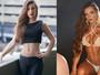 Panicat Wendy Tavares mostra seu antes e depois: 'Era bem magrinha'