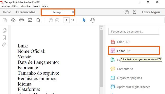 Leitores e Editores de PDF - Baixaki