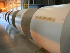 Indústria de papel e celulose (Foto: Divulgação)