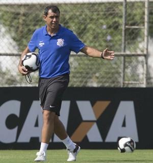 Fábio Carille Corinthians (Foto: Daniel Augusto Jr. / Agência Corinthians)
