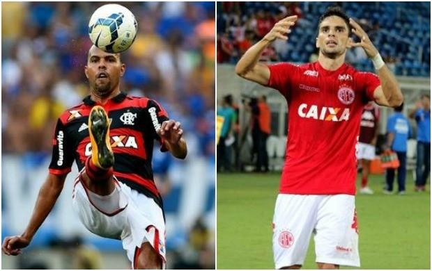 Flamengo e América-RN se enfrentam nesta quarta-feira (15) (Foto: Reprodução/ Globoesporte)