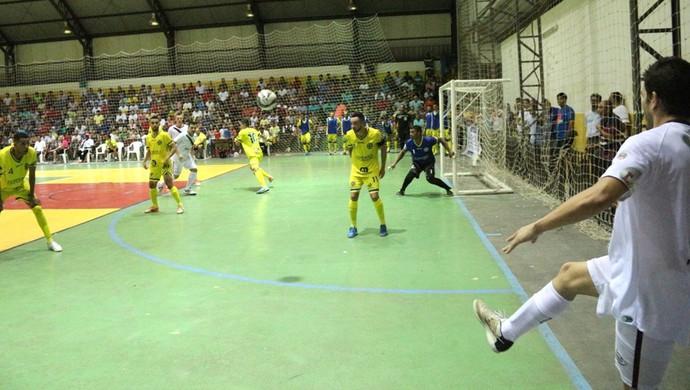 Dracena x Orlância - Liga Paulista de Futsal (Foto: Cláudio José Pasqualeto / Bastidores da Notícia, Cedida)