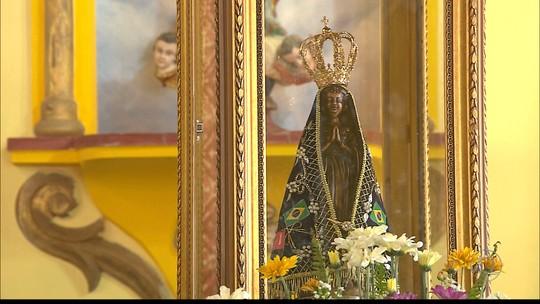 Imagem peregrina de Aparecida volta às paróquias de João Pessoa