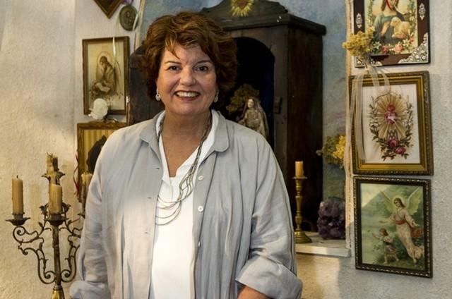 Elizabeth Jhin (Foto: Estevam Avellar/TV Globo)