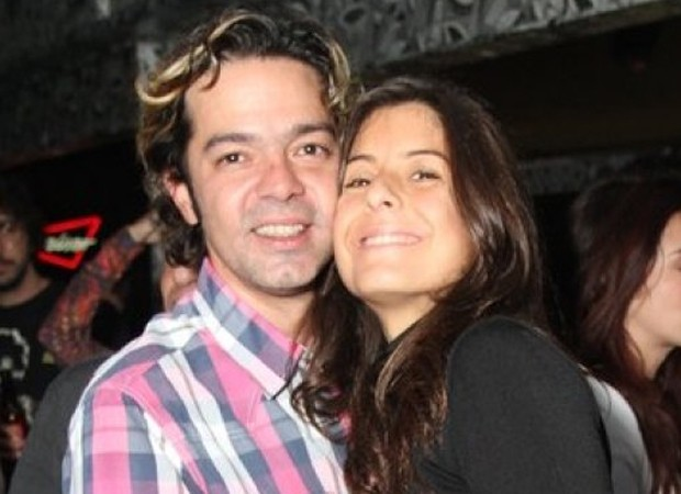 Bruno Mazzeo e Joana Jabace (Foto: AgNews)
