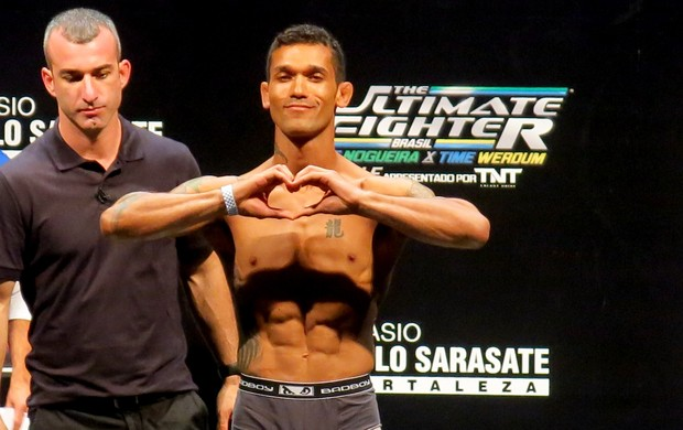 Vaughan Lee UFC TUF Brasil 2 MMA (Foto: Adriano Albuquerque)