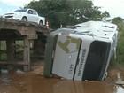 Motorista envolvido em acidente que matou um e feriu 40 é liberado