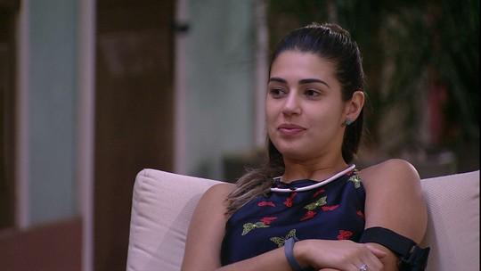 Vivian diz que vai sugerir um Jogo da Verdade na casa: 'Discussões saudáveis, né?'