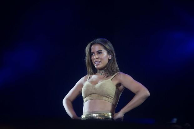 Anitta (Foto: André Muzell/Brazil News)