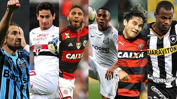 Por causa das Eleições 2014, no domingo, a rodada do Brasileirão é antecipada para o sábado, dia 4  (Foto: globoesporte.com)