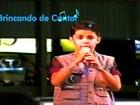 Cristiano Araújo começou a carreira cantando em shopping; veja vídeo