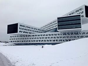 EXEMPLO Sede da Statoil, empresa de petróleo da Noruega. Controlada pelo Estado, é referência de boa gestão  (Foto: Divulgação)