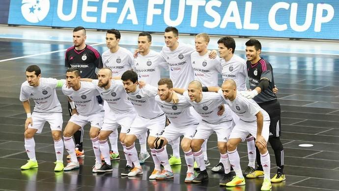 Kairat Almaty futsal (Foto: Divulgação)