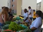 Moradores de conjunto habitacional recebem feira itinerante em Macapá