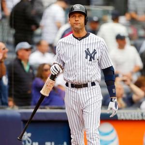 Derek Jeter New York yankees beisebol (Foto: Getty Images)