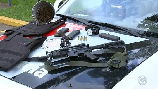 Mais cinco suspeitos de explodirem caixa eletrônico são detidos