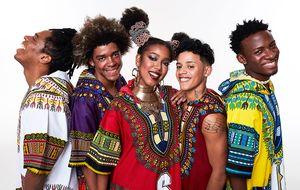 """Dream Team do Passinho faz esquenta ao vivo no Facebook do Multishow para o lançamento do clipe de """"Vai Dar Ruim"""""""