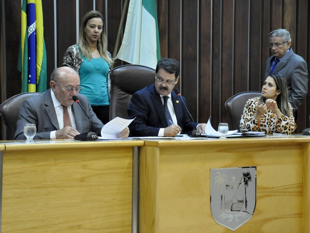 Projeto de lei foi aprovado nesta quarta-feira (17) (Foto: João Gilberto/Assessoria ALRN)