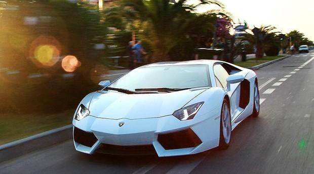 Lamborghini Aventador (Foto: Divulgação)