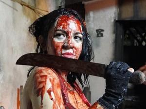 Filme capixaba encanta amantes do terror. (Foto: Divulgação Mar Negro)