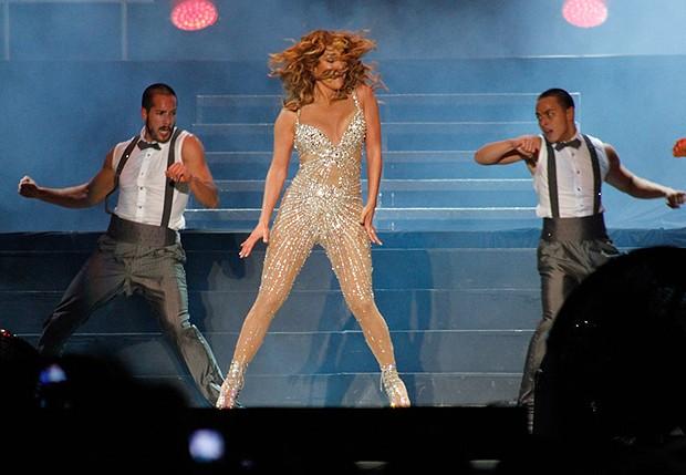 Jennifer Lopez (Foto: Francisco Cepeda, Milene Cardoso e Amauri Nehn / AgNews)