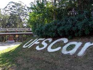 Campus da UFSCar em São Carlos (Foto: Divulgação)