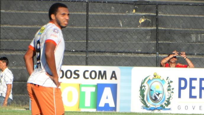 Júnior Juazeiro, Serra Talhada (Foto: André Ráguine / GloboEsporte.com)