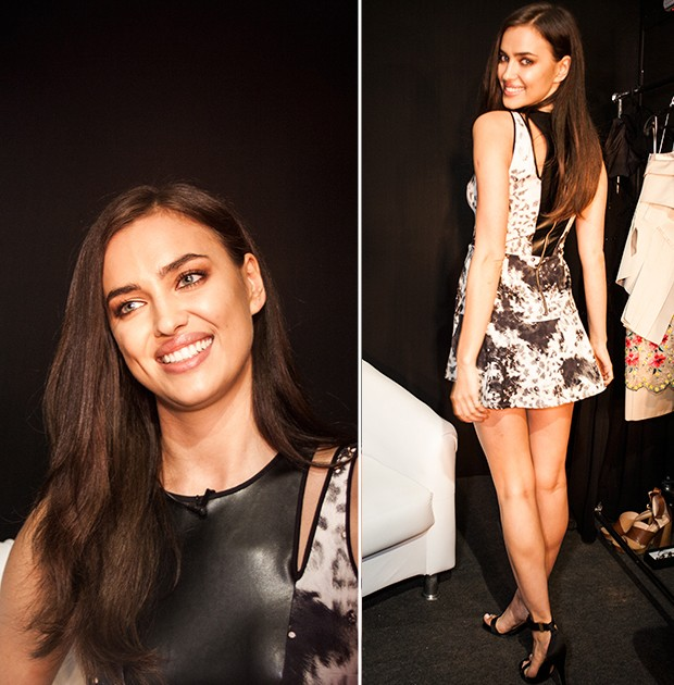 Play it: Irina Shayk revela à Vogue o que a torna sexy