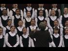 Meninas cantoras de Petrópolis vão de Paula Fernandes a 'Jesus Cristo'
