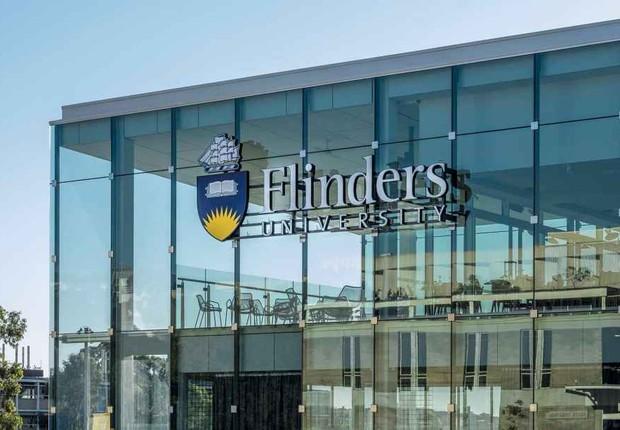 Flinders University na Austrália (Foto: Divulgação)