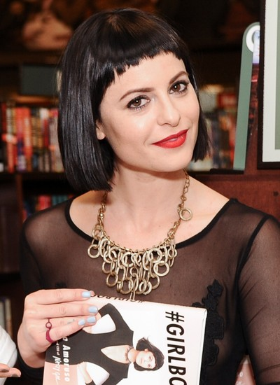 Sophia Amoruso - empresária escreveu suas experiências num livro (Foto: Getty Images)