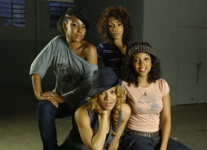 Negra Li participou da série Antônia, em 2006 (Foto: Gshow)