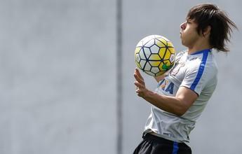 """Casagrande aponta um Corinthians sem agressividade: """"Não tem força"""""""