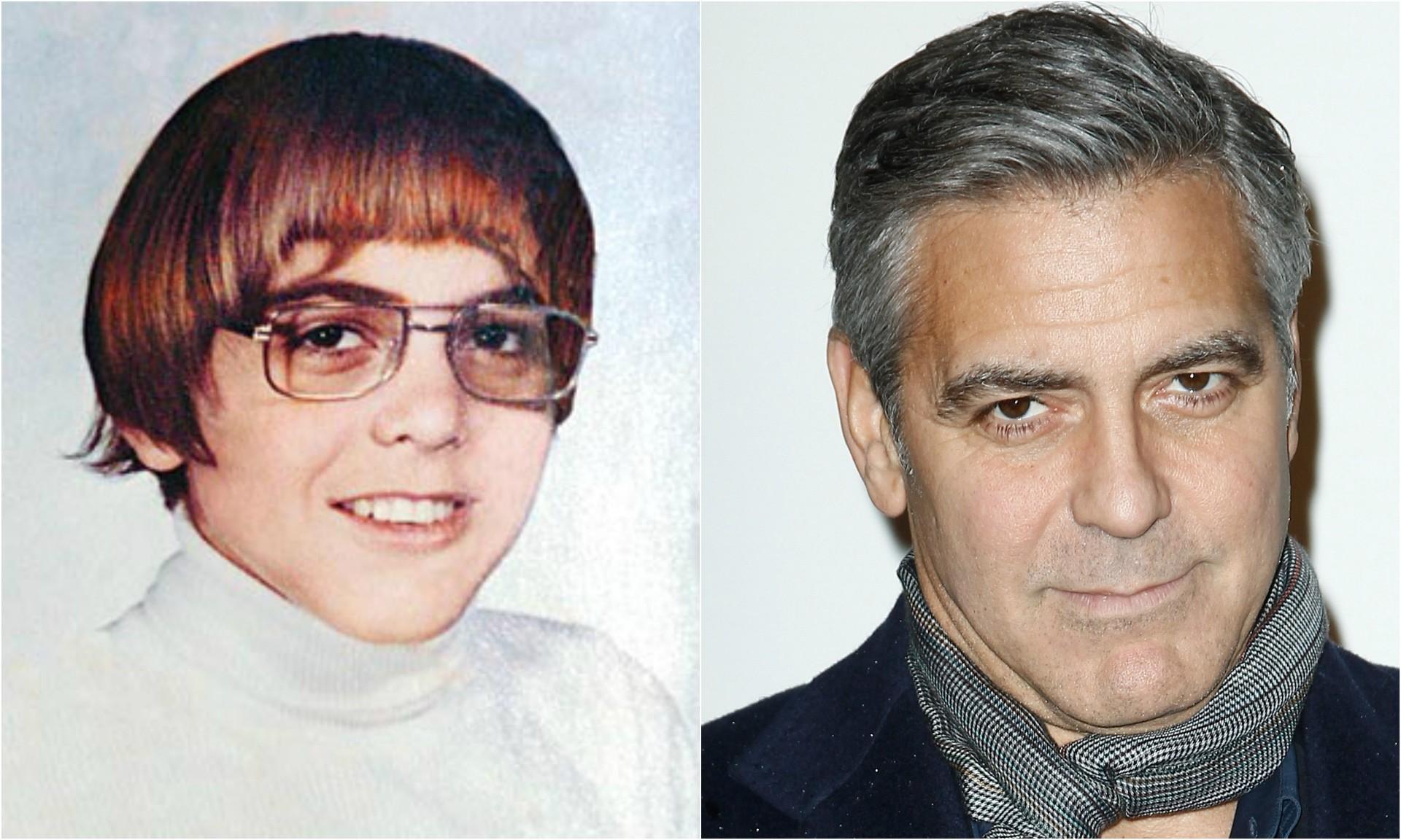 George Clooney. (Foto: Reprodução e Getty Images)