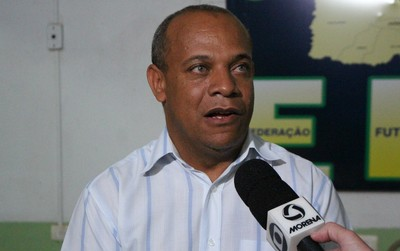 José Rodrigues, presidente do Cene (Foto: Hélder Rafael)