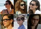 Confira os modelos de óculos das personagesn e escolha o seu (Foto: Em Familia/TVGlobo)