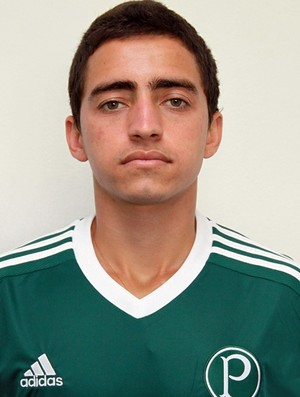 Edgar lateral Mirassol ex-Palmeiras B (Foto: Divulgação/Palmeiras)