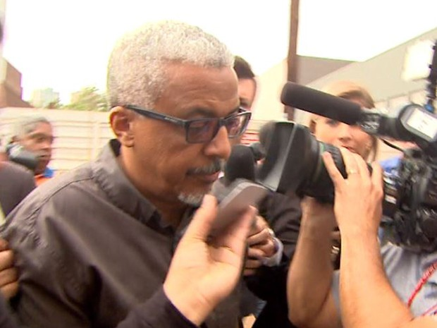 Marco Antônio dos Santos foi preso em 1º de setembro, na primeira fase da Operação Sevandija (Foto: Reprodução/EPTV)