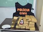 Suspeito é preso vendendo drogas dentro da própria casa em Cacoal, RO