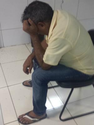 Vereador segue detido em Iguatu após furar blitz (Foto: Richard Lopes/Arquivo pessoal)