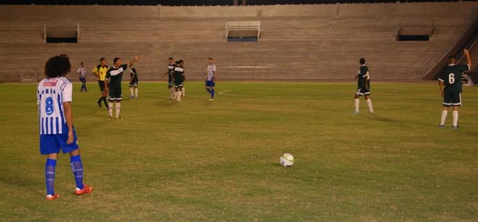 Picuiense x Perilima, Amigão (Foto: Silas Batista / GloboEsporte.com)
