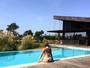 Susana Werner posa de biquíni e posta foto na web: 'Projeto 40'