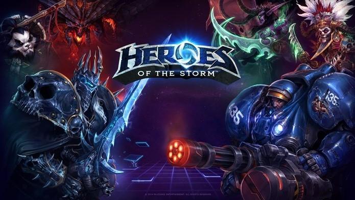 Conheça os modos, comandos e veja dicas para Heroes of Storm (Foto: Divulgação)