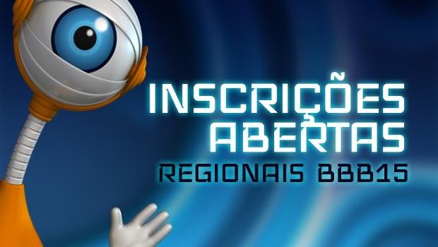 Inscrições Seletivas Regionais (Foto: BBB/TV Globo)